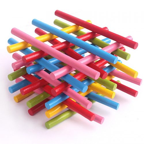 stack counting sticks